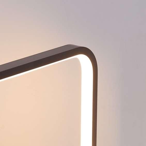 Pictures of Aluminum living room,study/ bedroom,restaurant spray sanding modern minimalist t 3
